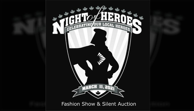 The 29th Annual Night of Heroes Fashion Show and Silent Auction