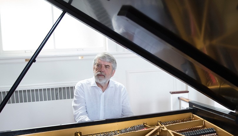 The Art of the Piano: Bruce Vogt