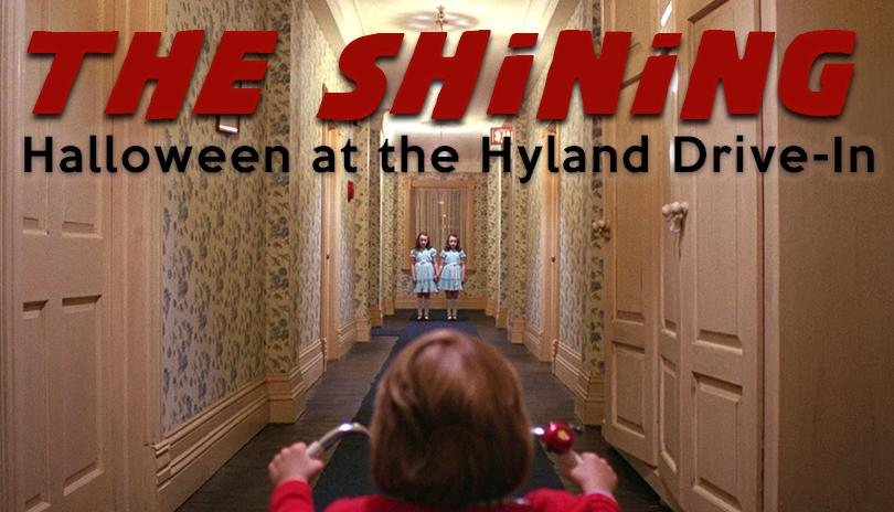 The Shining (1980) - Halloween at the Hyland Drive-In!