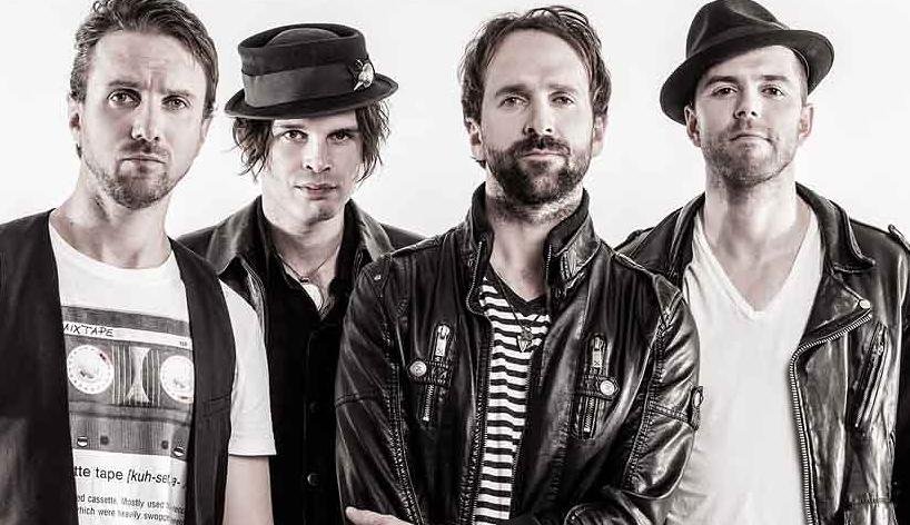 The Trews: Red Scarf Benefit Concert