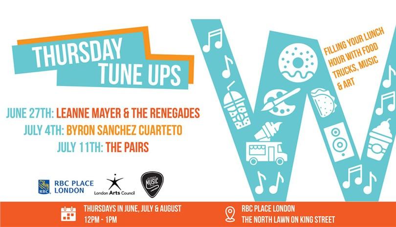 Thursday Tune Ups - June 27: Leanne Mayer & The Renegades