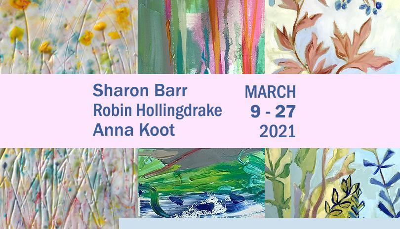 Barr Koot Hollingdrake - Art Exhibition