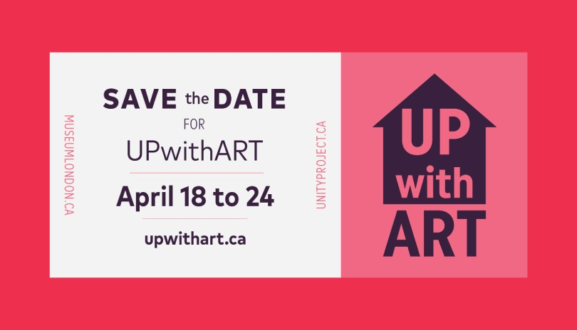 UPwithART 2021 presented by Van Simpson - Scotia Wealth Management