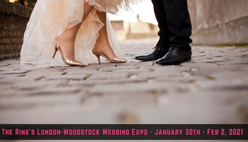 The Ring's London Winter Wedding Expo - Virtual