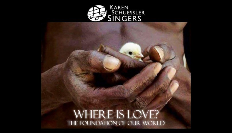 Where Is Love? The Foundation Of Our World