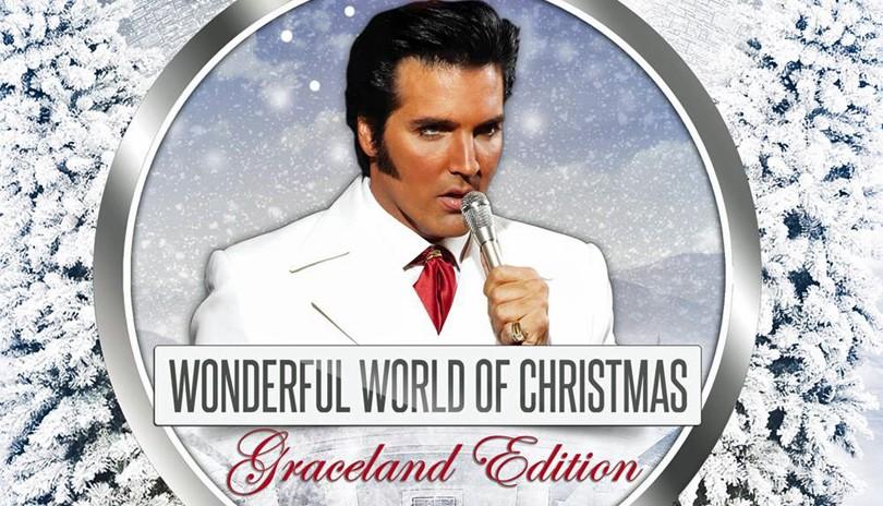 Wonderful World of Christmas: Graceland Edition