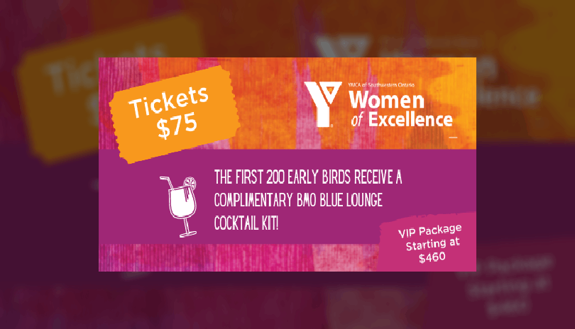 YMCA Women of Excellence Awards