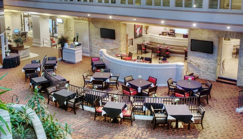 Armouries Grille