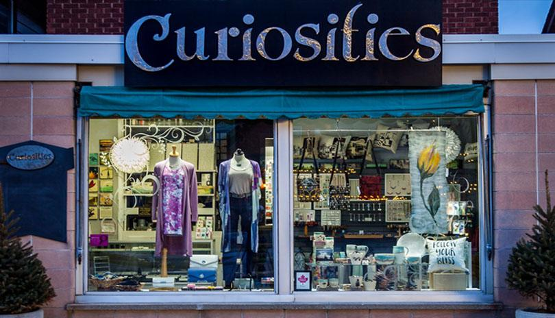 Curiosities - Jewellery. Gifts. Clothing