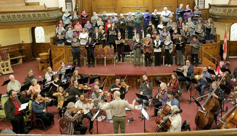Fanshawe Chorus London