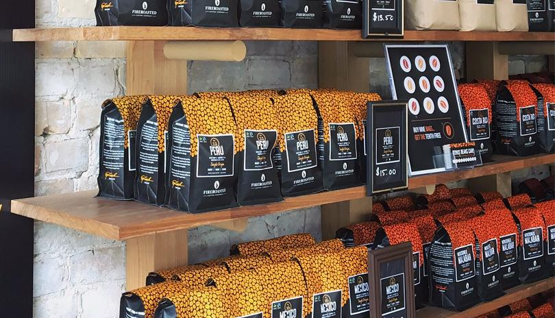 Fire Roasted Coffee Company - The Roastery