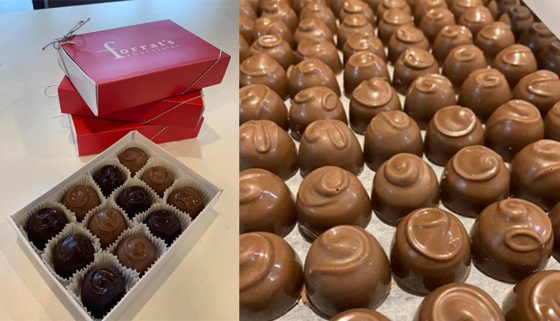 Forrat's Chocolate Lounge