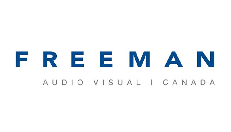 Freeman Audio Visual Canada