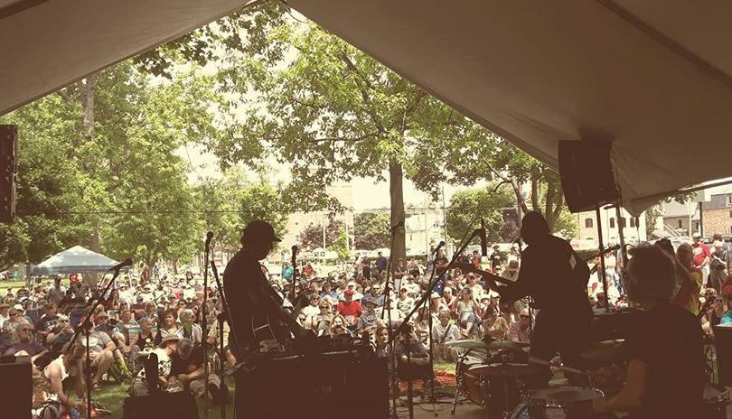 Home County Music & Art Festival