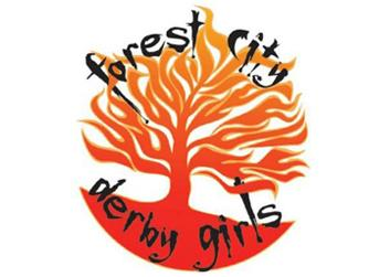 Forest City Derby Girls March Double Header