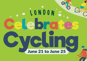 Canada 150 London Bike Rides