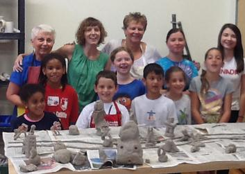 Clay Camps For Kids