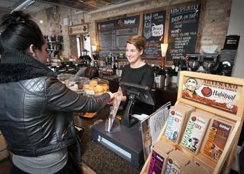 Fire Roasted Coffee Company - King Talbot Café