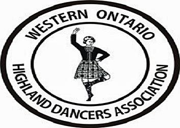 Ontario Open Highland Dancing  Championship & London Highland Dancing Competition