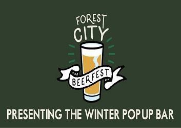 Forest City Beer Fest Presents: Winter Pop Up Bar!