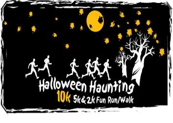 CBI Physiotherapy Halloween Haunting Road Races