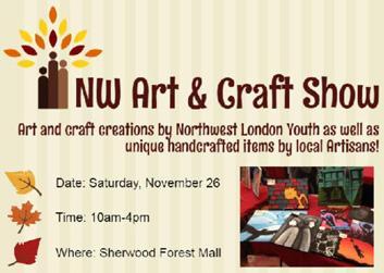 Western Fair Christmas Craft Show London