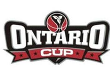 2014 and 2015 Ontario Cup Provincial Basketball Championship