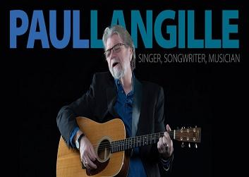 Live blues with Paul Langille