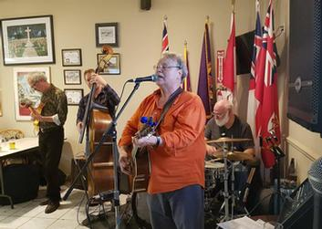 Springbank Gardens Concerts 2017 - The Stetson Bros - Country/Surf