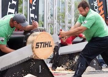 STIHL TIMBERSPORTS Canadian Championship coming to London Ribfest for 2016