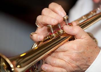 Student Recital: Luca Peveroni (trumpet)