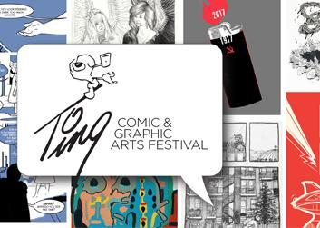 Ting Comic & Graphic Arts Festival