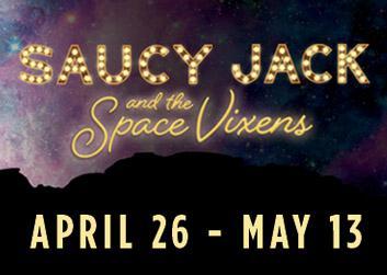 Saucy Jack & The Space Vixens