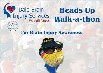 Heads Up Walk-a-thon