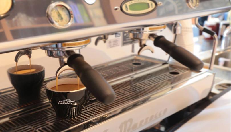 Locomotive Espresso