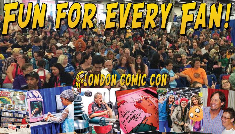 London Comic Con Inc.