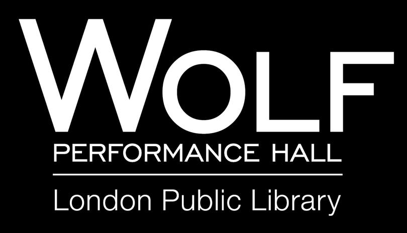 Wolf Performance Hall - London Public Library