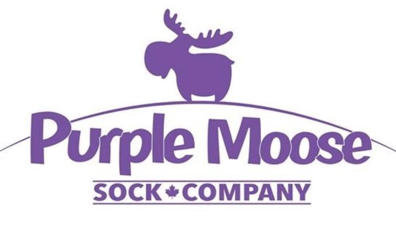 Purple Moose Sock Company