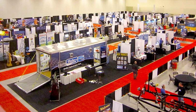 RVS Exhibitional Draperies Inc.