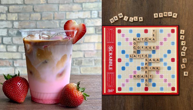Saga Board Games & Coffee