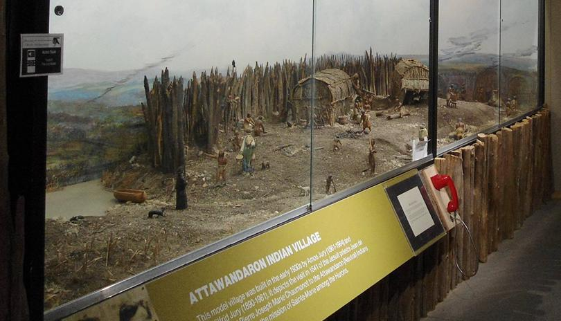 The Museum of Ontario Archaeology