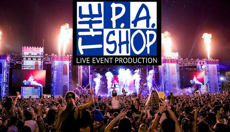 The PA Shop