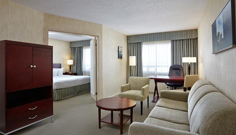 Stay a Little Longer at Quality Suites London