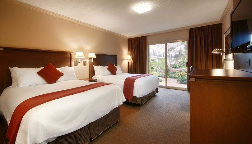 Stay a Little Longer 2.0 with Best Western Plus Lamplighter Inn & Conference Centre