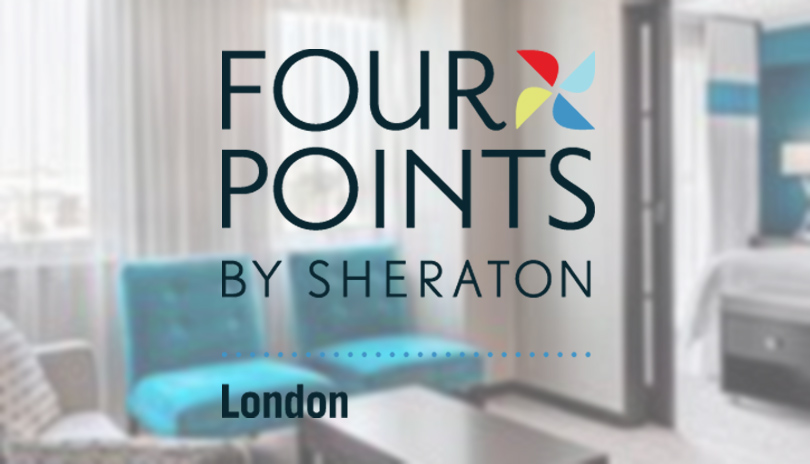 Stay a Little Longer at Four Points by Sheraton London