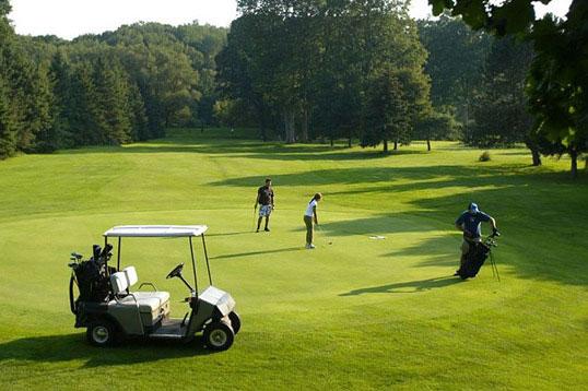 London & Area Golf Courses