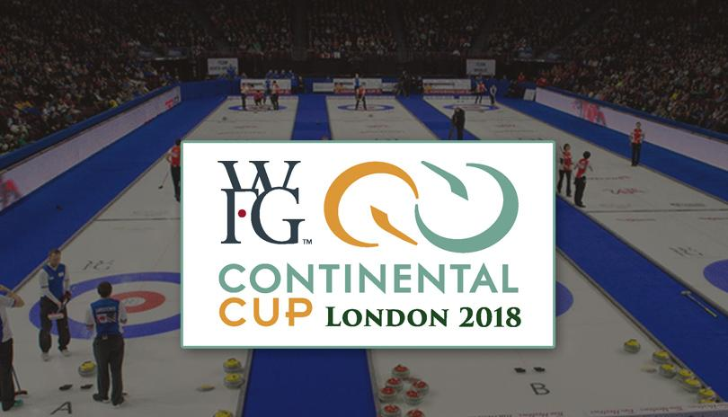 World financial continental cup logo