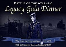 Battle of the Atlantic Legacy Gala Dinner