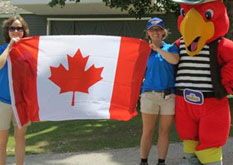 Canada Day at Storybook Gardens