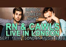 RN & Cawls: Live In London